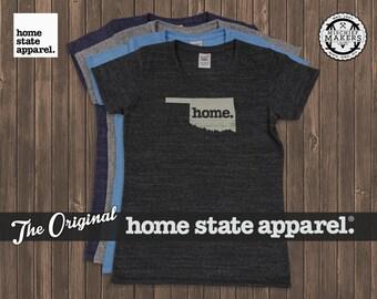 Oklahoma Home. tshirt- Men's/Unisex