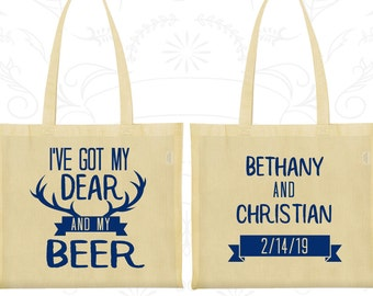 Tote Bags, Wedding Welcome Bags, Wedding Tote Bags, Personalized Tote Bags, Custom Tote Bags, Wedding Bags, Wedding Favor Bags (286)