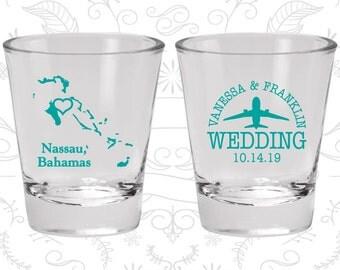Bahamas Shot Glass, Bahamas Shot Glasses, Bahamas Glass, Bahamas Glasses, Bahamas Glassware (158)