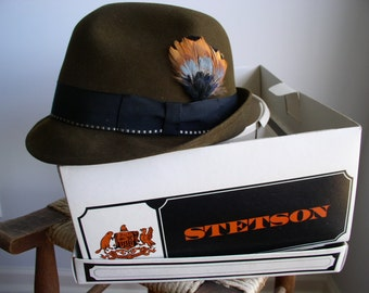 Stetson Show Hat Vintage  from Tennessee