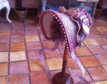 Ooak Victorian Hat.