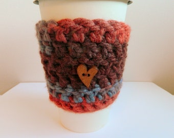 Coffee Cup Sleeve Cozy Take Out Coffee Cup Sleeve Take Out Cup Cozy
