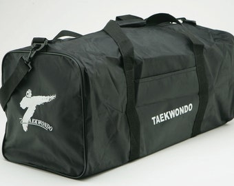 Taekwondo Bag, Martial Arts Bag, Karate MMA 10 x 18 x 10
