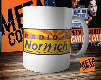 Alan Partridge - Radio Norwich TV Series Mug