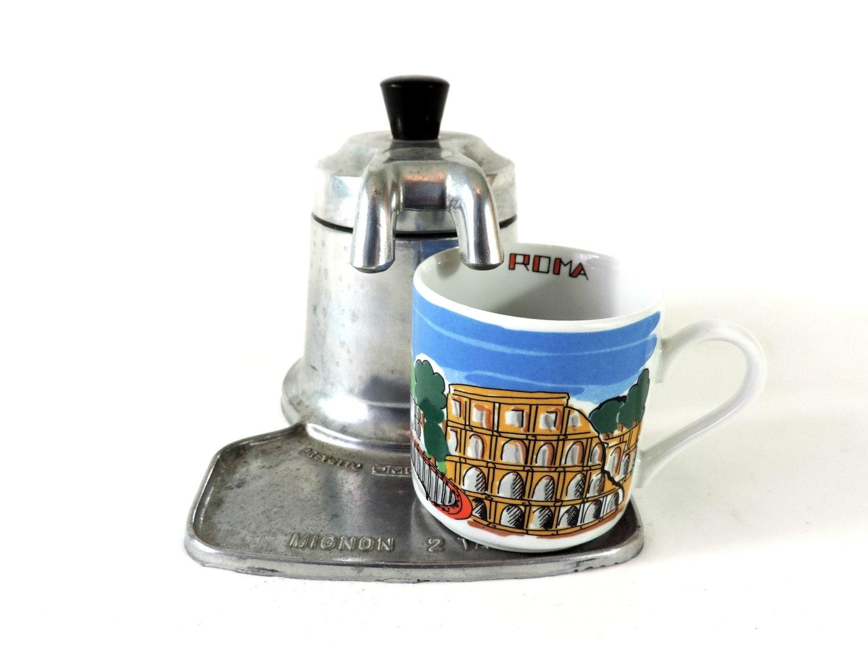italian vintage espresso maker vintage italian coffee. Black Bedroom Furniture Sets. Home Design Ideas