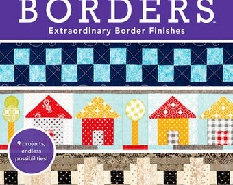 Quilts With Unique Borders, 9 projects endless possibilities, Quilt patterns, Annies Quilt Books, Author Annies Quilting  Annies Craft Books