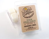 Warm Sugar Cookies Scented Wax Cubes Fall Holiday Cookie Wax Melts Freshly Baked Deliciously Sweet Aroma