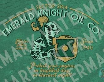 Emerald Knight Oil Co.