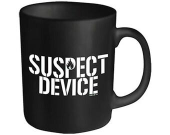 Stiff Little Fingers - Suspect Device - Coffee Mug - FREE SHIPPING