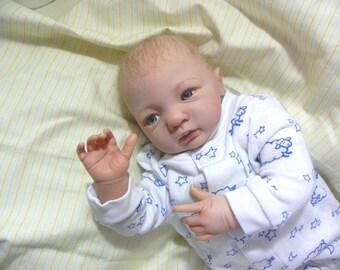 Petra - Preemie Reborn Boy