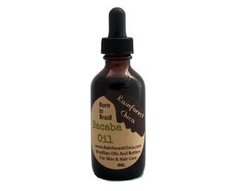 Bacaba Oil - Seje, Ungurahui (Rahua™) - hair and scalp care.