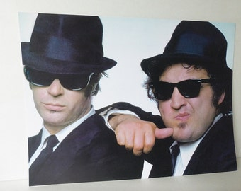 Blues Brothers Color  Photo Image