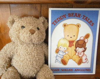Teddy Bear Tales by Joan Walsh Anglund; 1985 Hard Cover