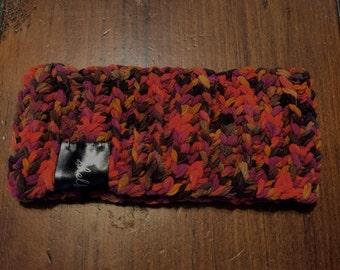 Premie tshirt yarn headband