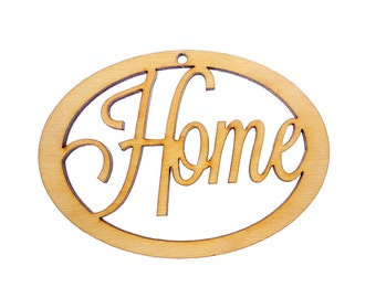 Home Ornament  - Home Christmas Ornaments - Personalized Free