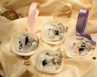 Alice in Wonderland Resin Keychains Serie 2