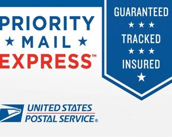 Priority Express Mail Service for Engraved Memories Merchandise