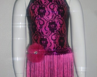 Dance costume for competition