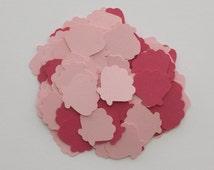 Shell Confetti, Ocean Party, Birthday Party, (Mini bag of 150 confetti shapes)
