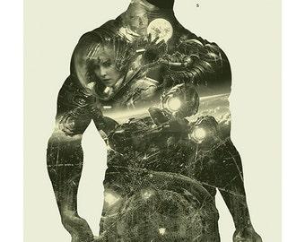 """Prometheus 13x19"""""""