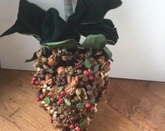 Decorative  Fragrant Pot-pourri tree hanger