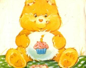 Butterick 6229 Birthday Bear Care Bears Sewing Pattern New Uncut