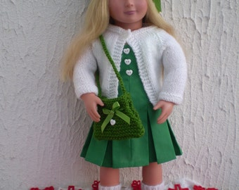 18 inch American Girl doll clothes and shoes