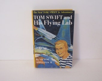 Tom Swift and His Flying Lab 1954