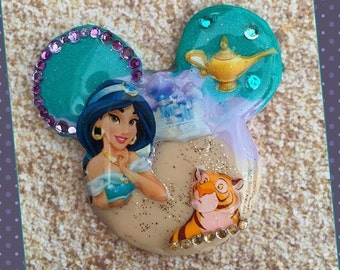 Arabian Nights 'Cookie Brooch'