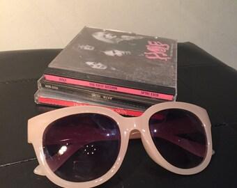 90s BABY Pink Sunglasses
