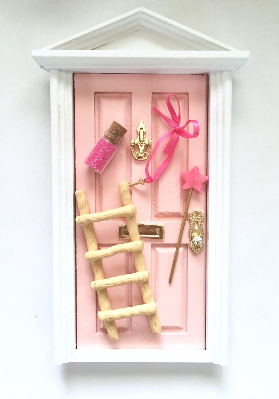 Fairy door tooth fairy door magical fairy door fairy for Fairy door with fairy