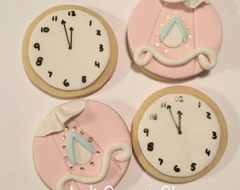 Cinderella cinderela disney sugar cookies