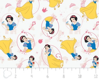 Disney Fabric Snow White Fabric From Camelot
