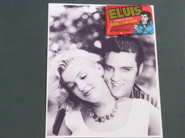 Elvis presley and marilyn monroe relationship