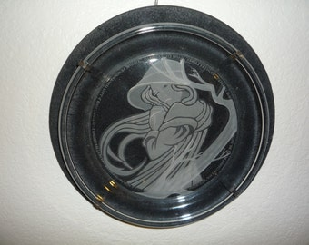 Crystal Collector's Plate