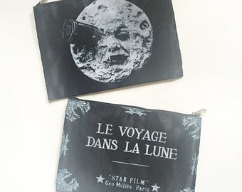 Voyage To The Moon Cosmetic Bag (Large)