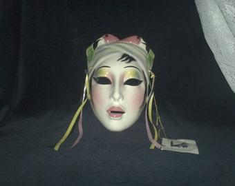 Clay Art Mask
