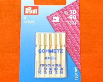 PRYM sewing machine needles Jersey