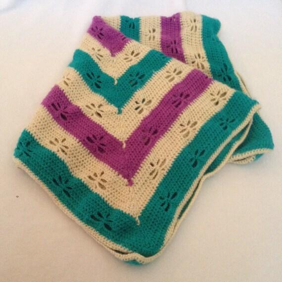 Dragonfly Crochet Afghan Pattern : Crochet Baby Afghan Toddler afghan dragonfly toddler