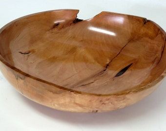A Wild Ride - Pink Dogwood Root Burl Bowl