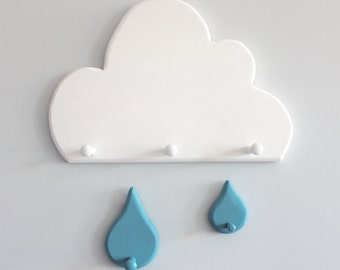 Cloud Coat Rack - Coat Hook