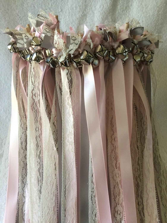 50 wedding wands wedding ribbon wands wedding wand wedding for Wedding wands