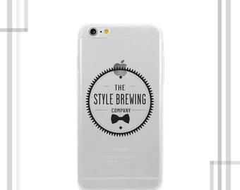 Business Logo Phone Case - Custom Protective Cases - Your Logo Here Case for iPhone 6 Plus, 6s, 5s, 5c, Samsung Galaxy S5, S6, S7