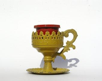 Metal Censer, Religious Censer, Religious Incense Holder, Catholic Decor, Incense Burner, Baptism Gift, Gift For Godparents, Spiritual Decor