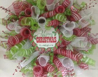Christmas Whimsicle Wreath