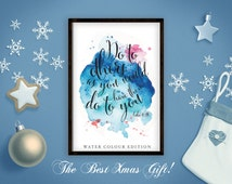custom quote print, gifts for him, Christmas gift, printable women gift, printable men gift, christmas printable, wall art prints, vows