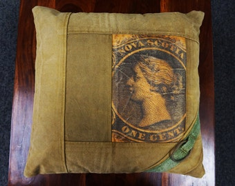Canvas Pillow With Print