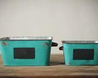 Aqua Buckets