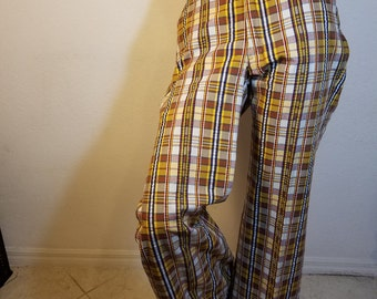 FREE  SHIPPING  1960 Men Bell Bottoms