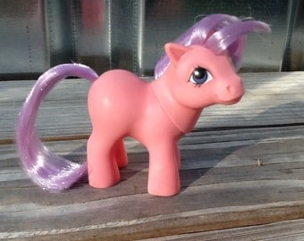 G1 My Little Pony BABY EMBER (Pink) Mail Order Exclusive